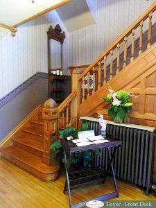 Main Lobby / Vestibule